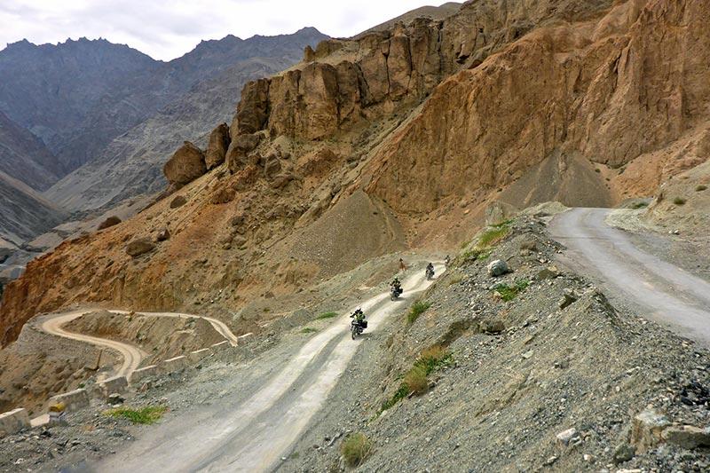 Von Padum über Zanskar nach Darcha über den Shingo La Pass