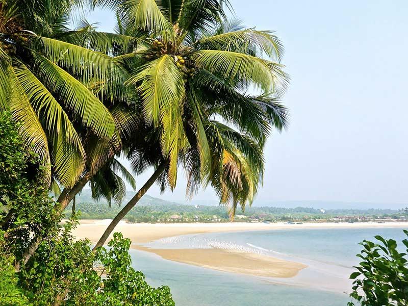 Palolem Strand, Goa