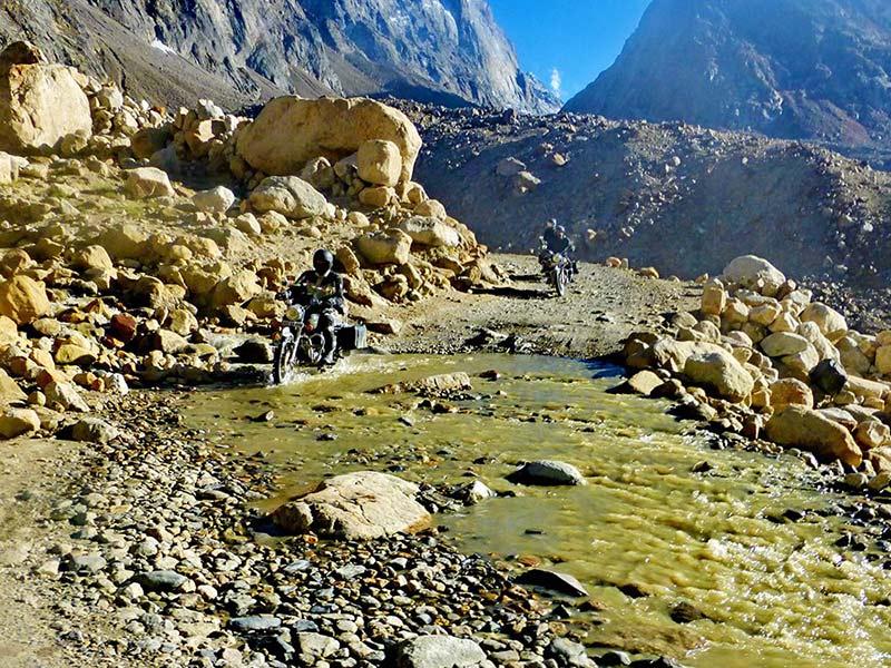 Kinnaur Kailash – Shivas Berg