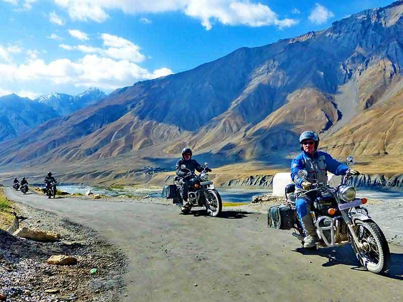 Fahrt nach Dharamsala