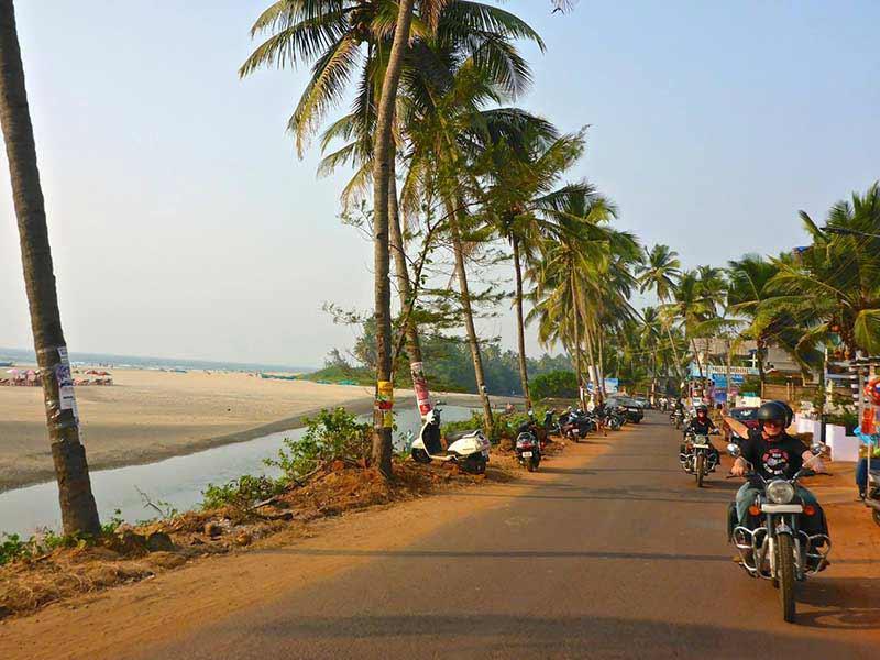 Unterwegs in Süd-Goa